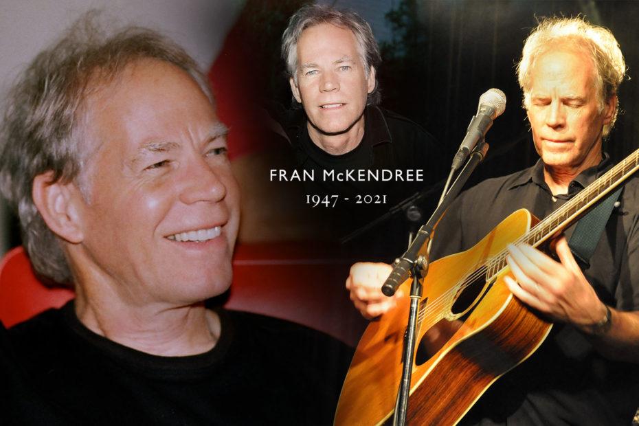 Fran McKendree 1947-2021
